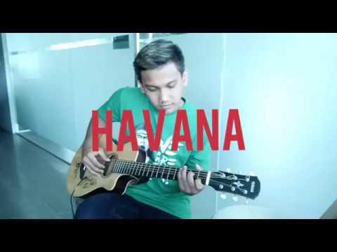 HAVANA x TAK TUNTUANG - fingerstyle guitar version arr. Domy Stupa