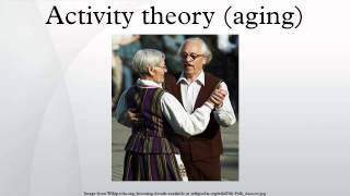 Activity theory (aging)
