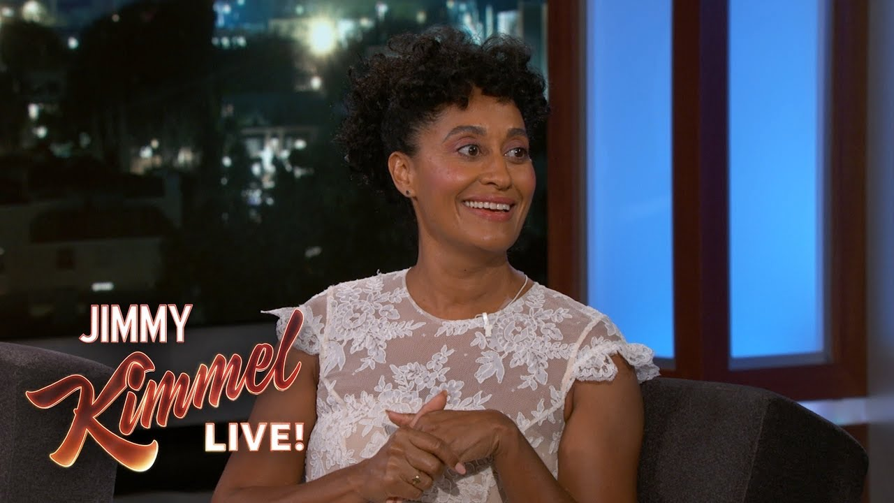Tracee Ellis Ross Had the Vacation from Hell