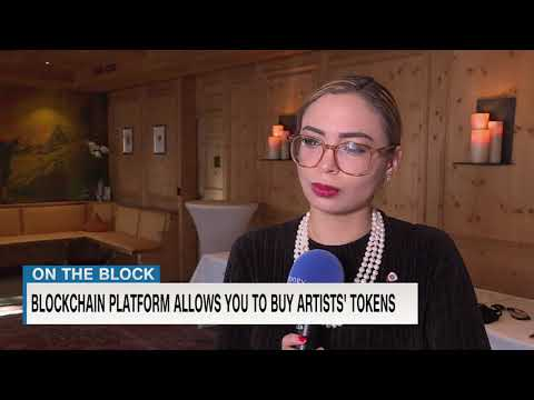 Blockchain Art Gallery Lets You Invest In The Artist, Not The Work