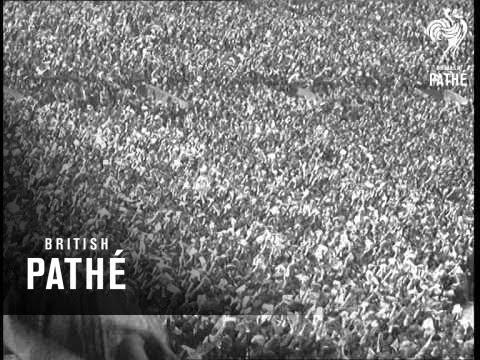 Pathe News Reviews 1956 - Year Of Turmoil (1956)