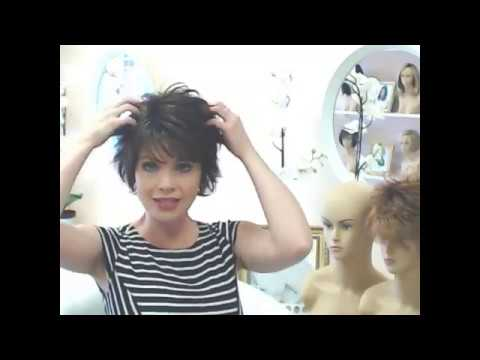 Voltage Wig By Raquel Welch Haleys Designer Wigs Youtube