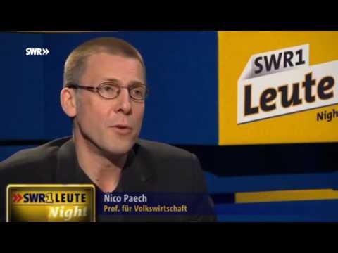 """""""Maximale Individualisierung"""" - Kritik der kapitalistischen Wachstumsideologie - Prof.Dr. Niko Paech"""