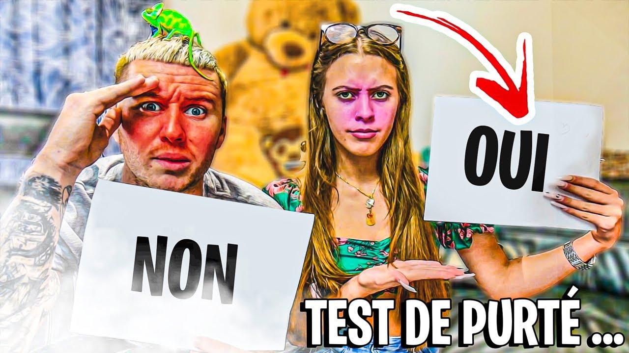 Secret De Test