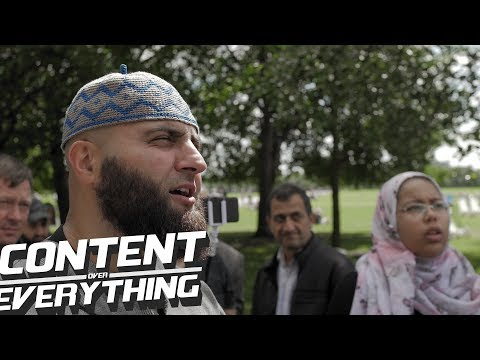 Abdul Hamid And Nick (Atheist) Discuss Politics, Religion And Philosophy-Speakers Corner