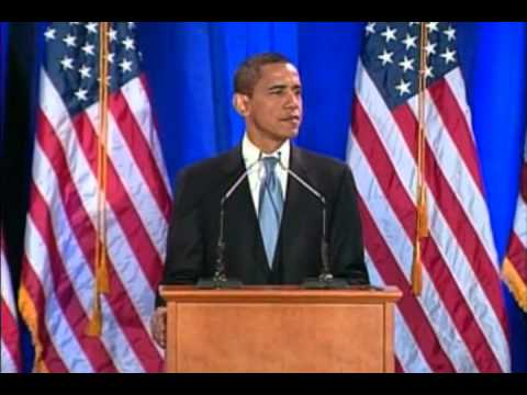 """Barack Obama's Speech On Race """"A More Perfect Union"""""""
