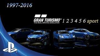 Gran Turismo 1,2,3,4,5,6,Sport