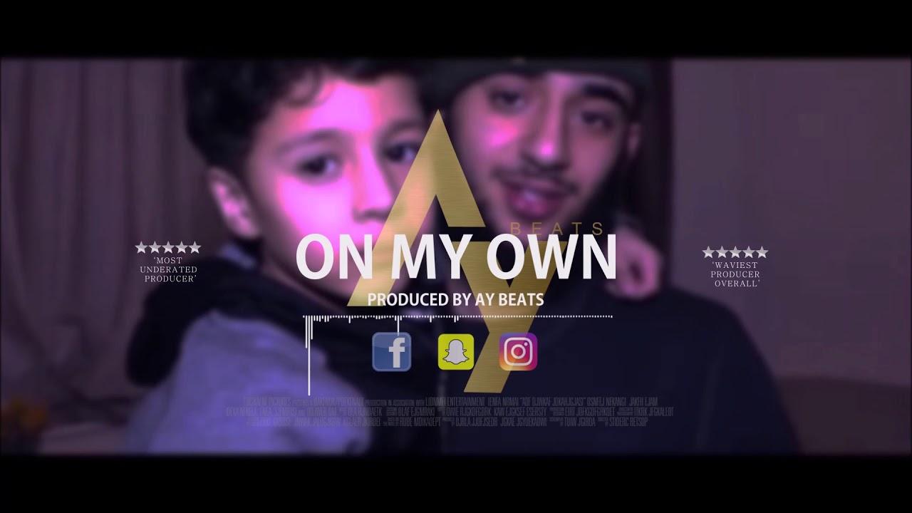 |NEW| Ard Adz x Fredo Type Beat | 'On My Own' | 2019 | Prod  By Ay Beats