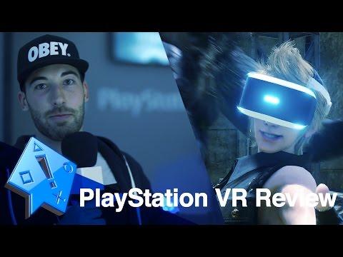 PlayStation VR - review E3 #ConexiónPlayStation