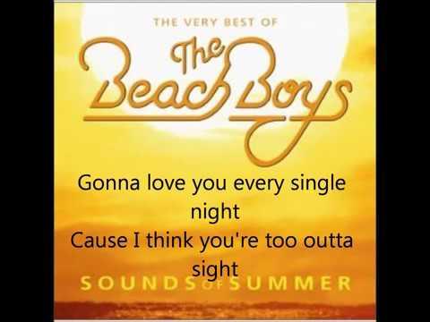 Darlin'   The Beach Boys Lyrics