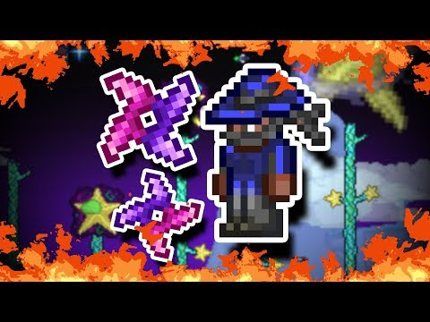 TERRARIA'S THROWER CLASS WITH MODS! - Terraria 1.3 MODDED SEASON 2 v4 - Ep.1