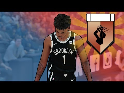HOW TO MAX OUT YOUR FREE THROW RATING and GET ACROBAT BADGE (NBA 2K18)