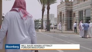 Saudi Arabia Opens Market to Foreign Investment
