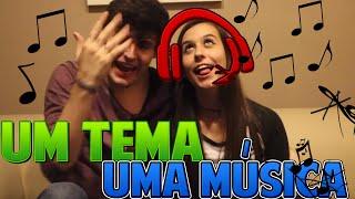 TAG: UM TEMA, UMA MUSICA! COM HELENA!