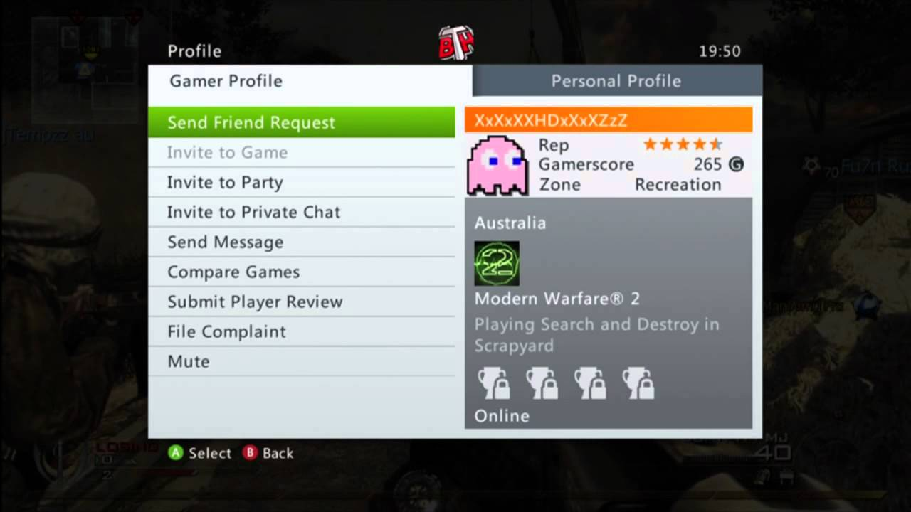 Try hard xbox gamertags
