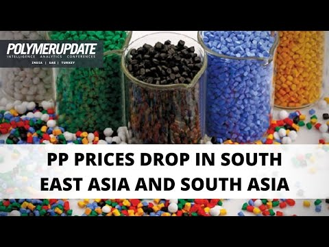 PP Prices Drop In South East Asia And South Asia