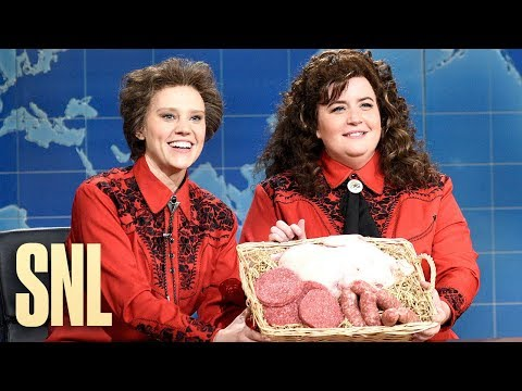 Weekend Update: Smokery Farms Responds to the Plant-Based Burger Boom - SNL