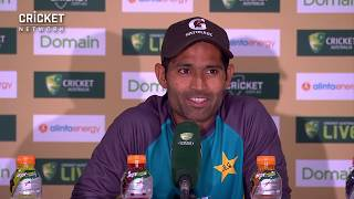 We have a respectable total on the board: Asad