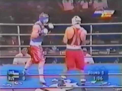 Владимир Кличко - Алексей Лезин 1996