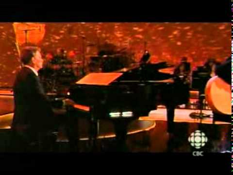 "The Canadian Tenor's ""Hallelujah"" with David Foster"