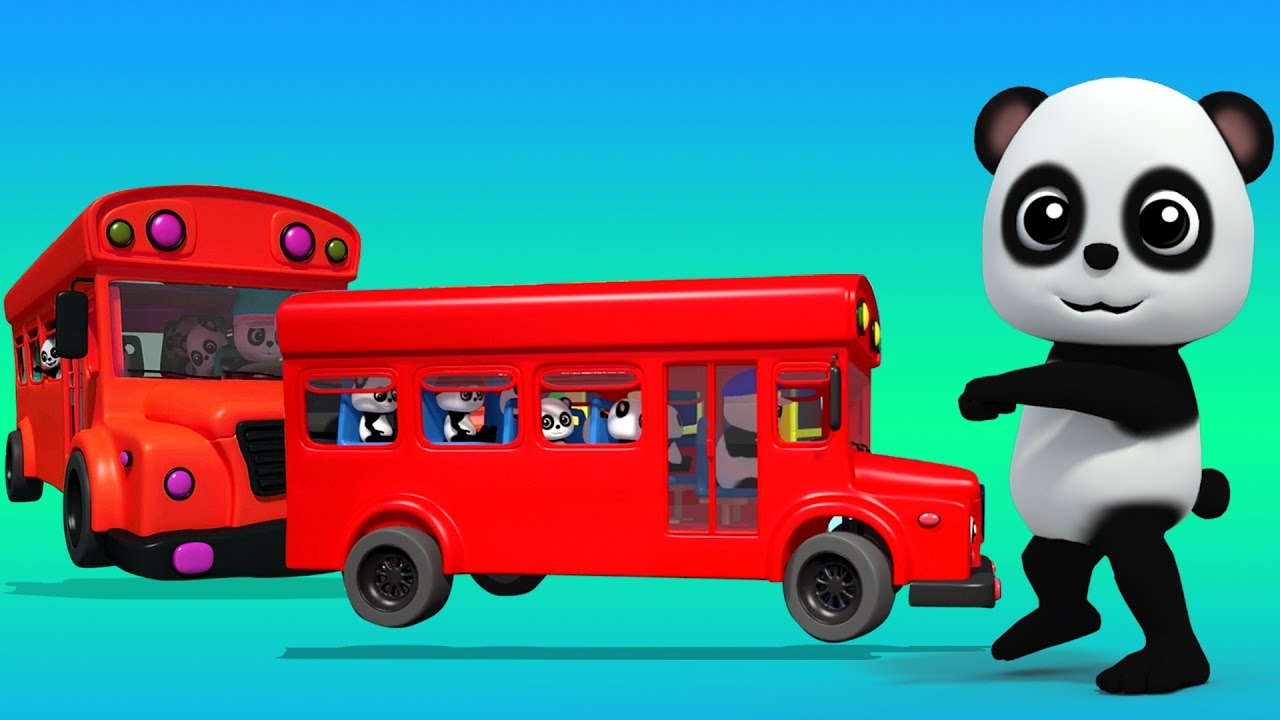 die r der vom bus bus lied f r kinder beliebte. Black Bedroom Furniture Sets. Home Design Ideas