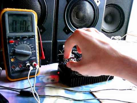 видео: Как сделать hiend усилитель за 5 минут?