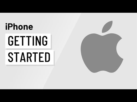 iPhone Basics: Getting Started with the iPhone