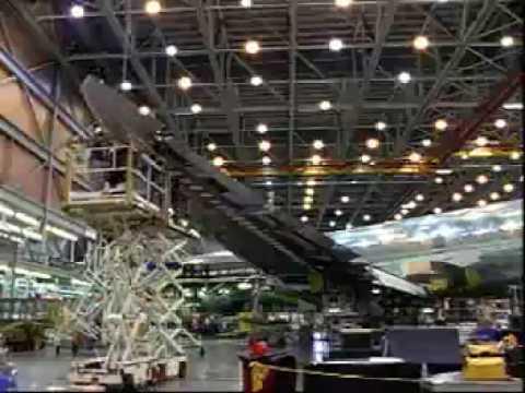 Boeing 767 Put Together