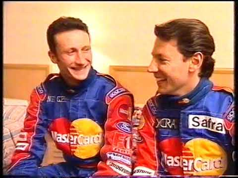 1997 The Eric Bana Show -  Vincenzo Sospiri & Ricardo Rosset