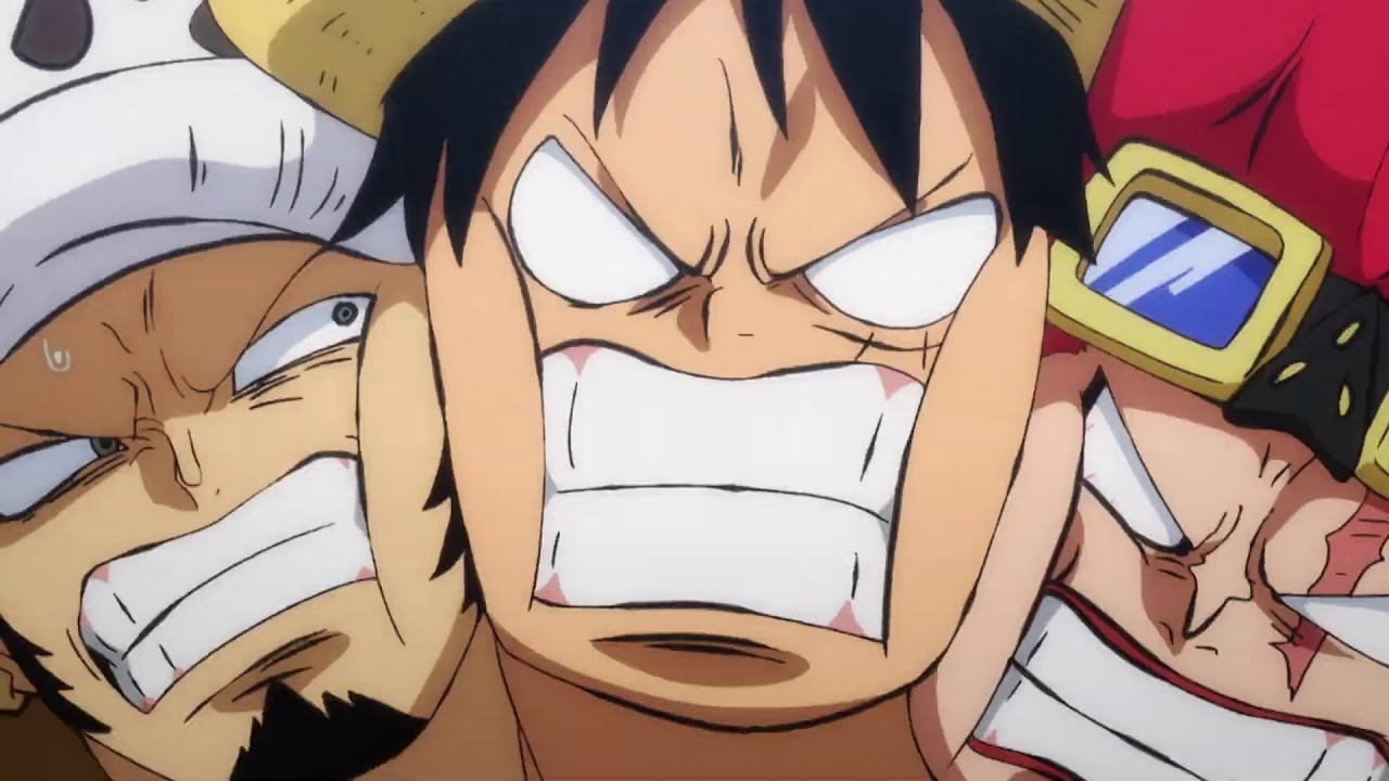 ONE PIECE - Opening 23 (Creditless) - YouTube