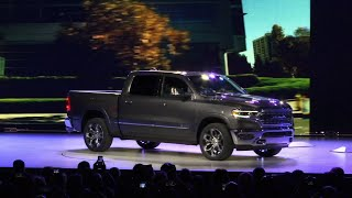 Trucks and More Trucks at Detroit Auto Show