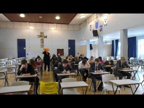 Harlem Shake- Waddesdon School Leavers 2013