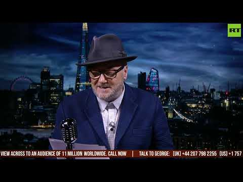 George Galloway - The Mother Of All Talkshows - Episode 32