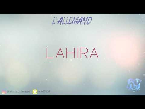 Youtube: L'ALLEMAND SIXNUEVE- LAHIRA – Video Lyric – ( SMR BEATMAKING)