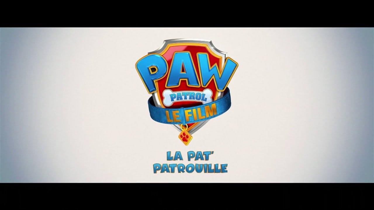 """Musique de la pub Paw Patrol   Pat Patrouille le film – bande-annonce """"au cinéma le 11 août""""  Juillet 2021"""