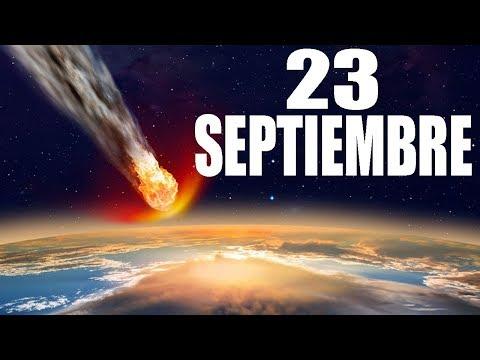 TERRIBLE PROFECÍA DEL 23 DE SEPTIEMBRE DEL 2017 - APOCALIPSIS, FIN DEL MUNDO, NUEVO ORDEN MUNDIAL