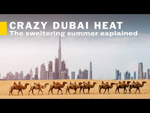 Dubai's hot weather explained (why is it so hot here?)