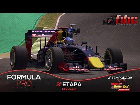 F1BC Formula Pro 2016/2 03 Montreal