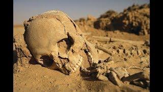 Первые люди на земле.  Смерть Адама (мир ему)