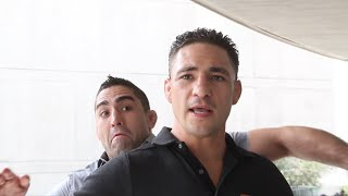 Diego Sanchez goes off on Conor McGregor