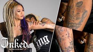 Kimmy Tan & Brian King Joseph's Tattoo Tour | INKED