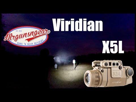 Viridian X5L Gen2 Light With Green Laser Review