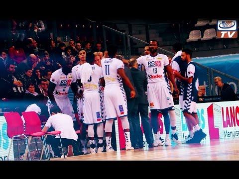 Pro B (J11) - Rouen vs Poitiers