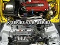 B-Series Vs K-Series Engine Swap What's More Practical?