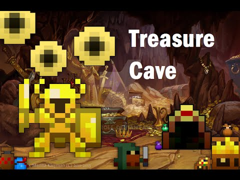 ROTMG: Treasure Cave