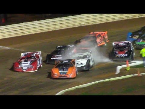 Econo Late Model Feature | Port Royal Speedway | 4-28-18