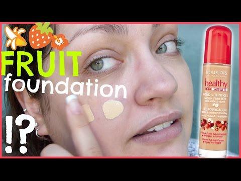 YouTube Made Me Buy It!: Bourjois Healthy Mix Serum Gel Foundation