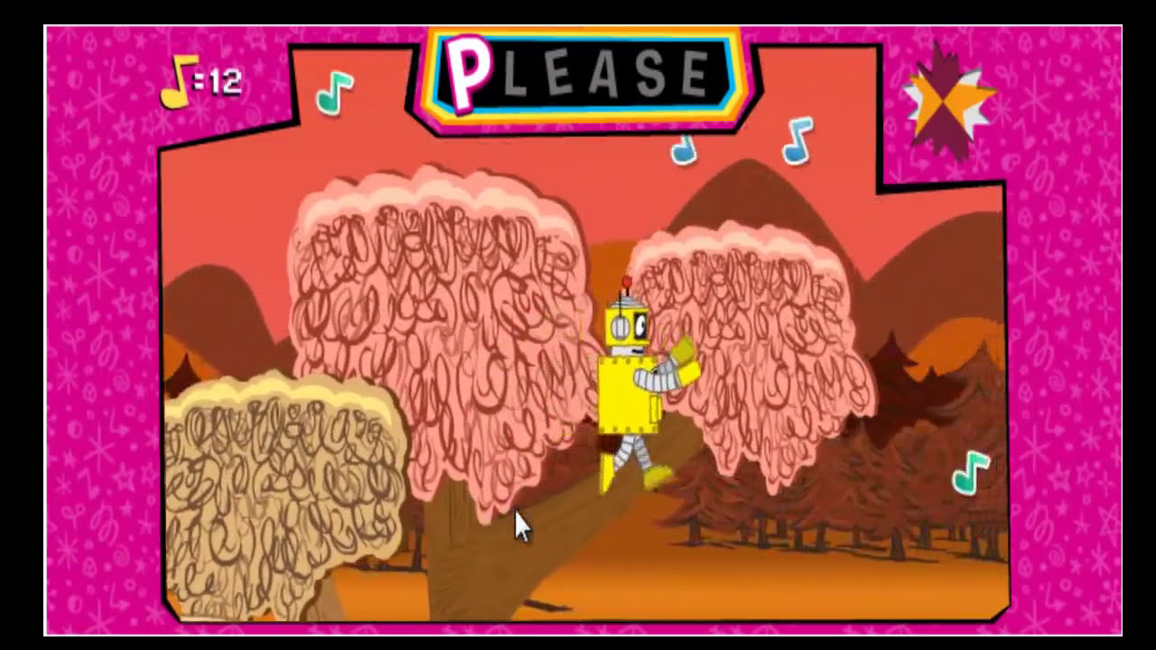 Yo gabba gabba party in my tummy baby and Kids game video