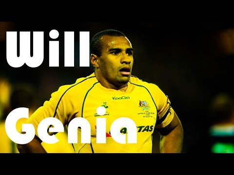 Will Genia Rugby Tribute (HD)