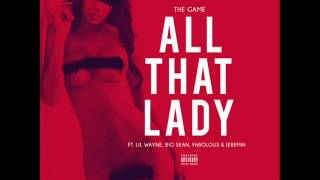 ALL THAT/LADY - The Game/D